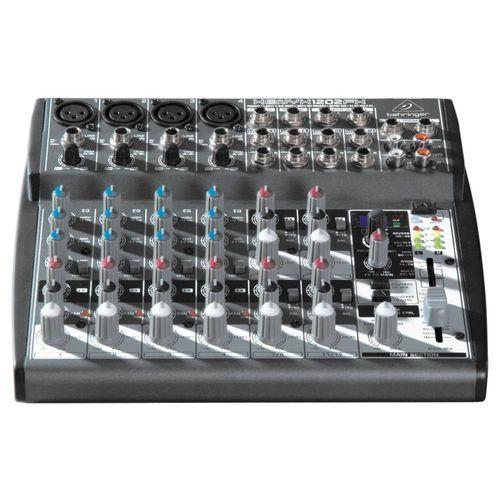 Mesa de Som Mixer 12 Ch Xenyx 110v 1202 Fx - Behringer