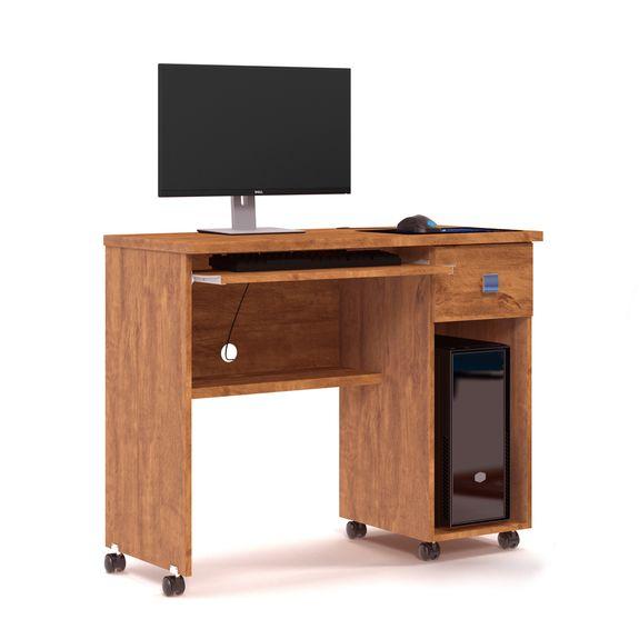 Tudo sobre 'Mesa para Computador Vicenza Amêndoa'