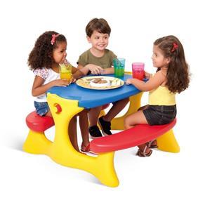 Mesa Recreio - Brinquedos Bandeirante