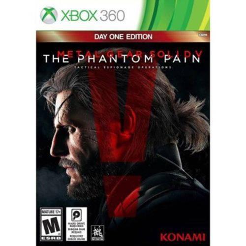 Tudo sobre 'Metal Gear Solid V: The Phantom Pain - Xbox360'