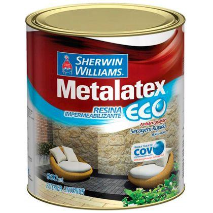 Tudo sobre 'Metalatex Eco Resina Impermeabilizante 900 Ml'