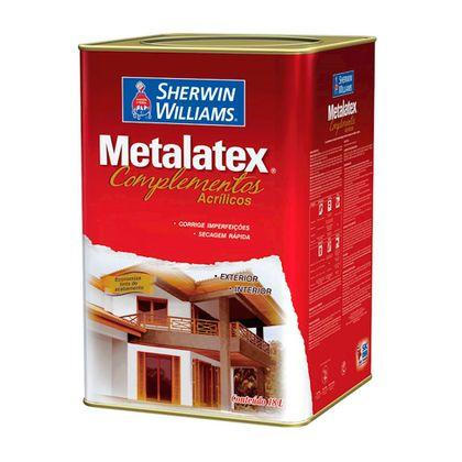 Tudo sobre 'Metalatex Massa Acrílica 18 Litros'