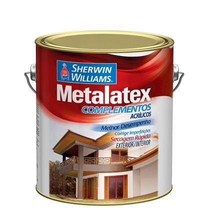 Tudo sobre 'Metalatex Verniz Acrílico Incolor 3,6 Litros'