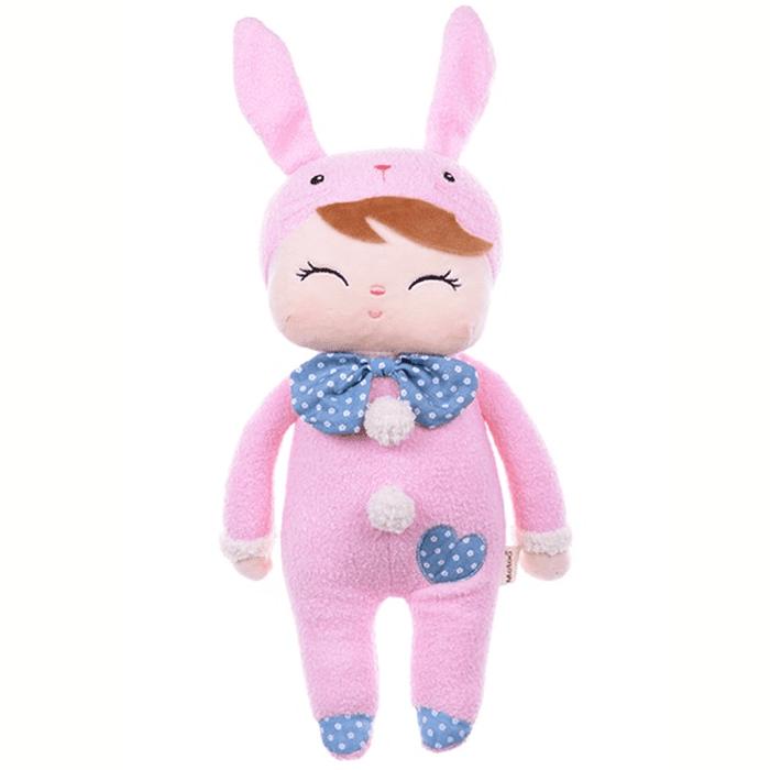 Metoo Doll Boneca Angela Pink Bunny