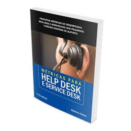 Metricas para Help Desk e Service Desk - Novatec