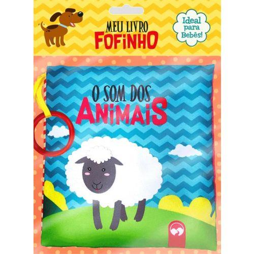 Meu Livro Fofinho - o Som dos Animais