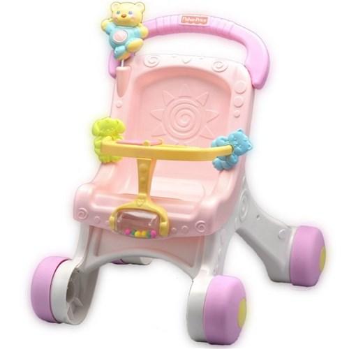 Meu Primeiro Carrinho de Bebê Fischer Price
