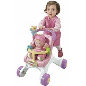 Meu Primeiro Carrinho de Bebê Fisher-Price M9523