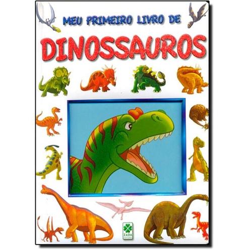 Meu Primeiro Livro de Dinossauros