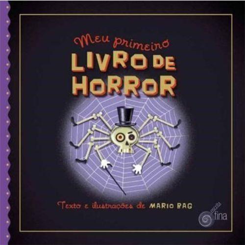 Meu Primeiro Livro de Horror