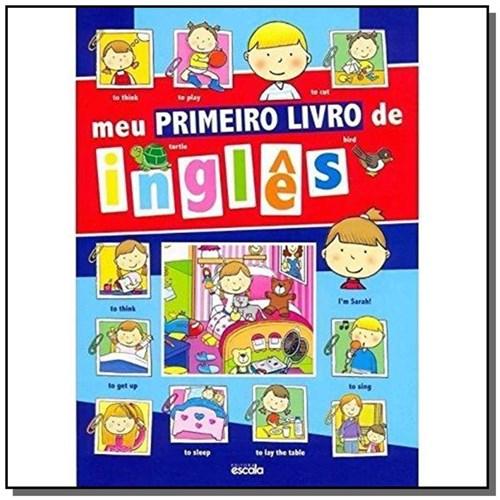 Meu Primeiro Livro de Ingles