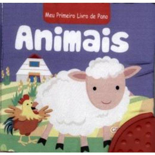 Meu Primeiro Livro de Pano - Animais