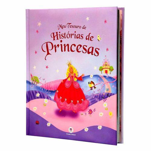 Tudo sobre 'Meu Tesouro de Histórias de Princesas, o'
