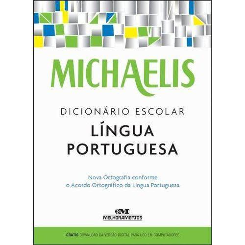 Tudo sobre 'Michaelis Dicionário Escolar Língua Portuguesa'
