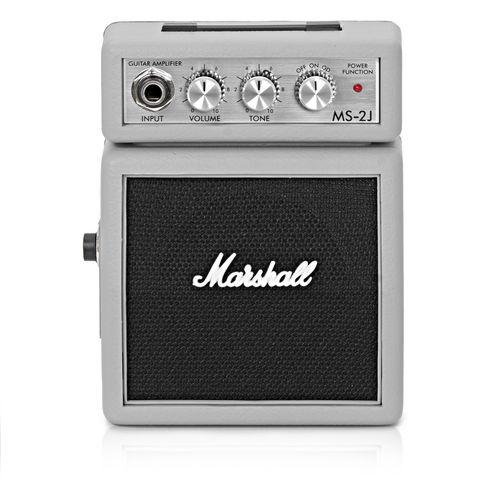 Mini Amplificador Guitarra Marshall - Ms-2j