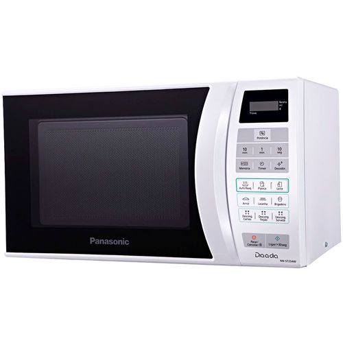 Tudo sobre 'Micro-Ondas 21L Branco ST254W 127V Panasonic'