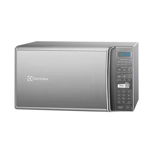 Tudo sobre 'Micro-ondas 27 Litros Electrolux com Função Tira Odor MS37R Espelhado 110V'