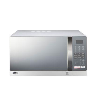 Tudo sobre 'Micro-ondas LG Easy Clean Grill 30L 220v - MH7057QA.FSLGLGZ'