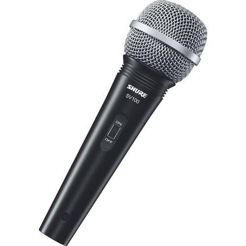 Microfone C/fio Sv100 Shure