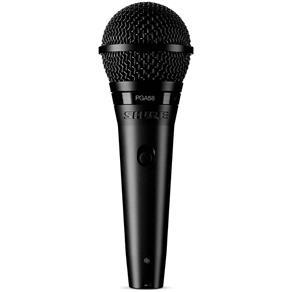 Microfone com Fio de Mão PGA 58 XLR - Shure