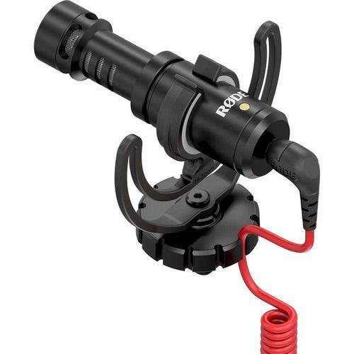 Tudo sobre 'Microfone Compacto Rode Videomicro'