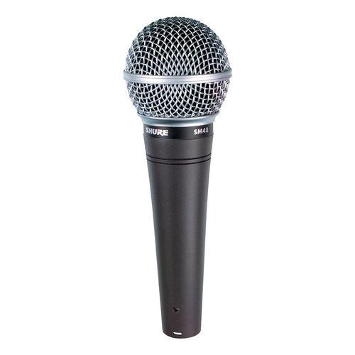 Microfone de Mão com Fio Shure Sm48-lc