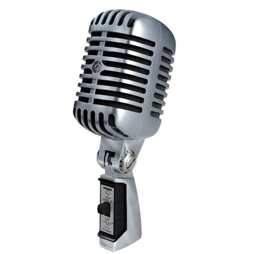 Microfone Dinamico Shure 55Sh Ii