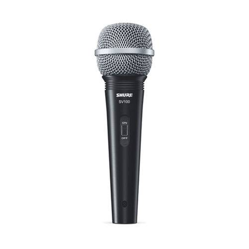 Microfone Dinâmico Shure SV100