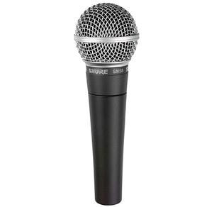 Microfone Mão Shure SM 58LC