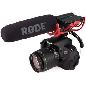 Tudo sobre 'Microfone Shotgun Rode Videomic com Sistema de Suspensão Rycote Lyre'