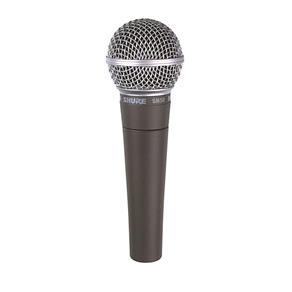 Microfone Shure Dinamico Sm 58 Lc