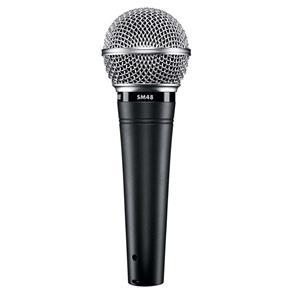 Microfone Shure Sm 48 Lc