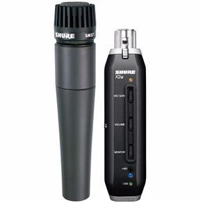 Microfone Shure Sm57 X2U