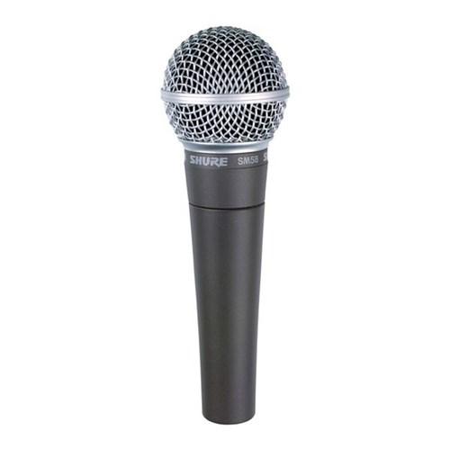 Microfone Shure SM58 LC