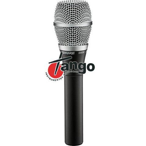 Microfone Shure Sm86lc