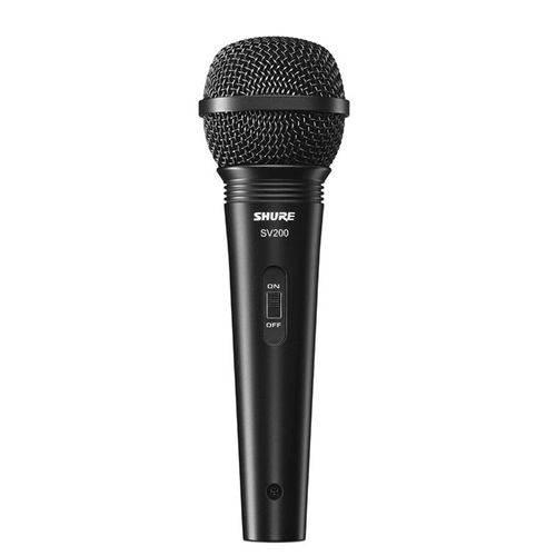 Microfone Shure SV-200