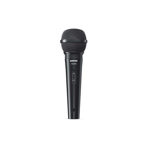 Microfone Shure Sv 200