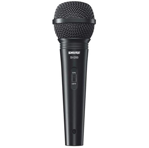 Microfone Shure Sv200 Vocal
