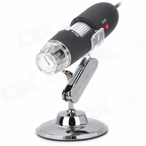 Tudo sobre 'Microscópio Digital Usb 500x de Zoom Câmera'