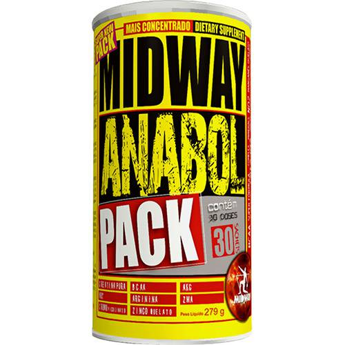 Tudo sobre 'Midway Anabol Pack (30 Packs)'