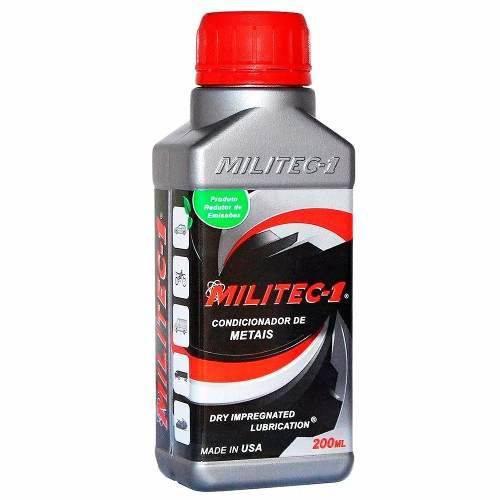 Militec-1 Condicionador de Metais 200ml Militec