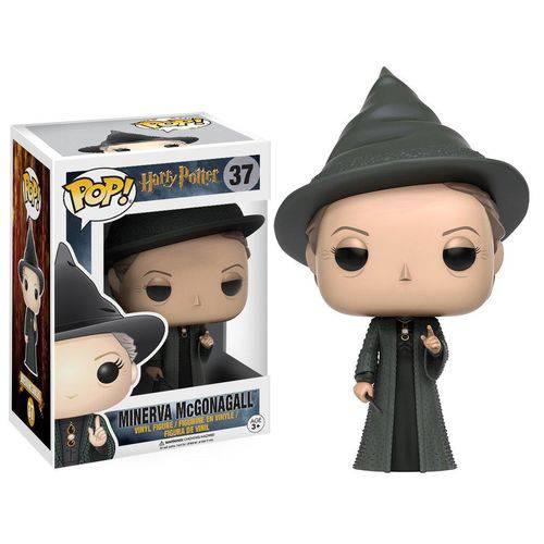 Tudo sobre 'Minerva Mcgonagall - Harry Potter Funko Pop'