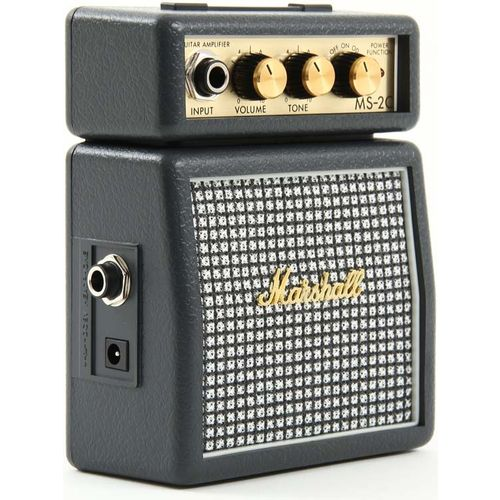 Mini Amplificador Guitarra Ms-2c - Marshall