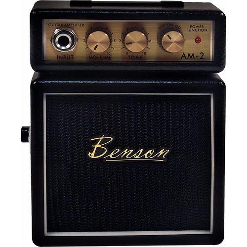 Mini Amplificador para Guitarra Am2b - Benson