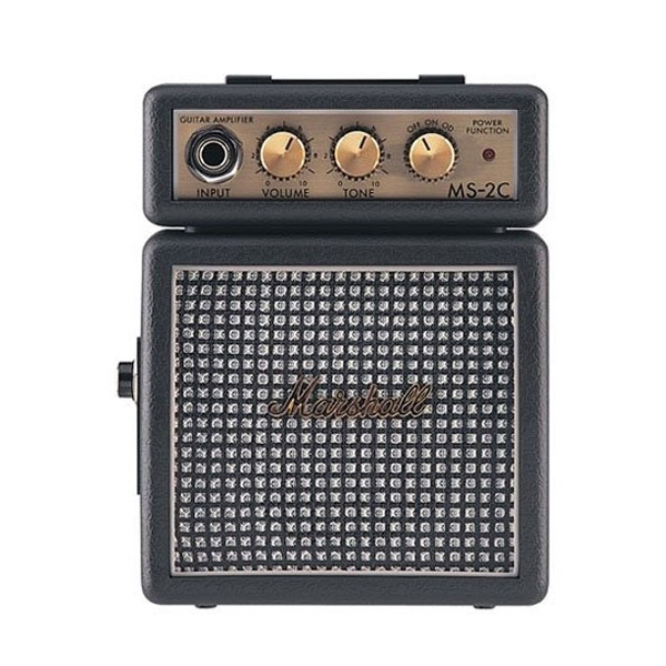 Mini Amplificador para Guitarra Marshall - Ms-2c