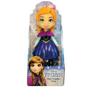 Mini Boneca - 10Cm - Disney - Frozen - Young Anna