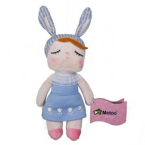 Mini Boneca Metoo Doll Ângela Azul