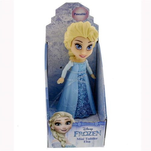 Mini Boneca Princesa Frozen Elsa