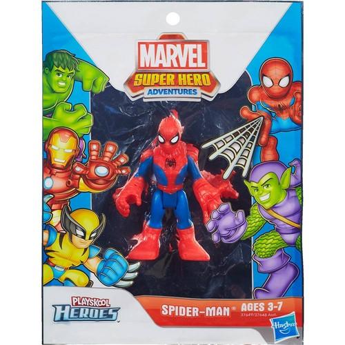 Tudo sobre 'Mini Boneco Super Hero - Homem Aranha'