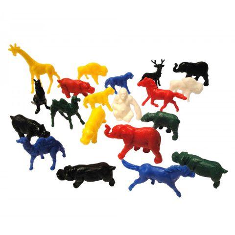 Tudo sobre 'Mini Brinquedo Zoo Pequeno C/20 - Dodo'